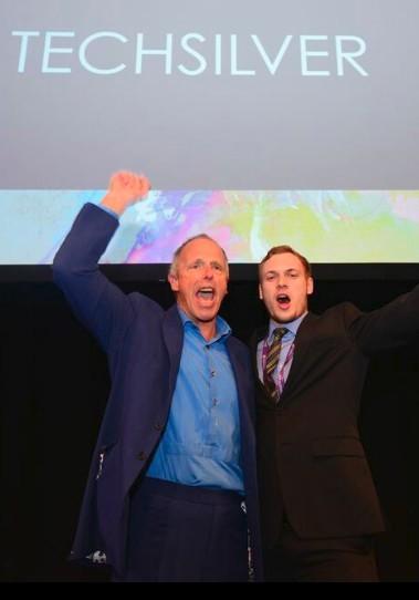 Miles wins the SEEM Award at Venturefest East Midlands